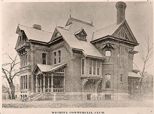 Maurice W. Levy Mansion; Wichita, KS