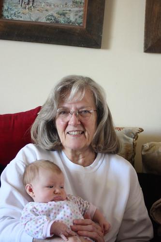 Grandma Grace With Cordelia