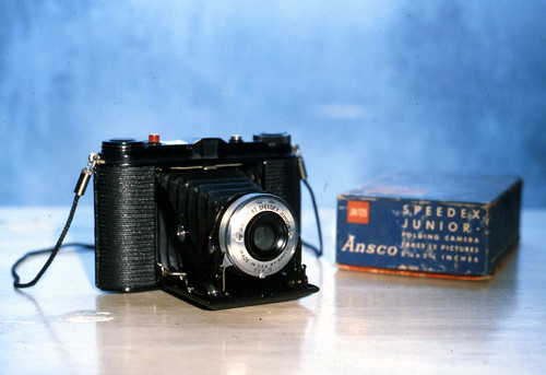 Ansco B2 Speedex Junior
