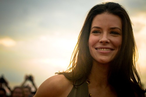 Evangeline Lilly as Wonder Woman?