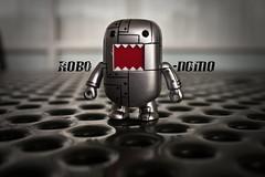 Meet the Domos series #31 Robo-Domo (Chris Gritti) Tags: days domo 365 meet robo