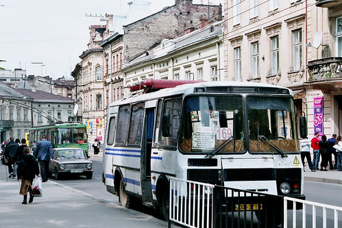 L'viv - public transportation | Flickr - Photo Sharing!