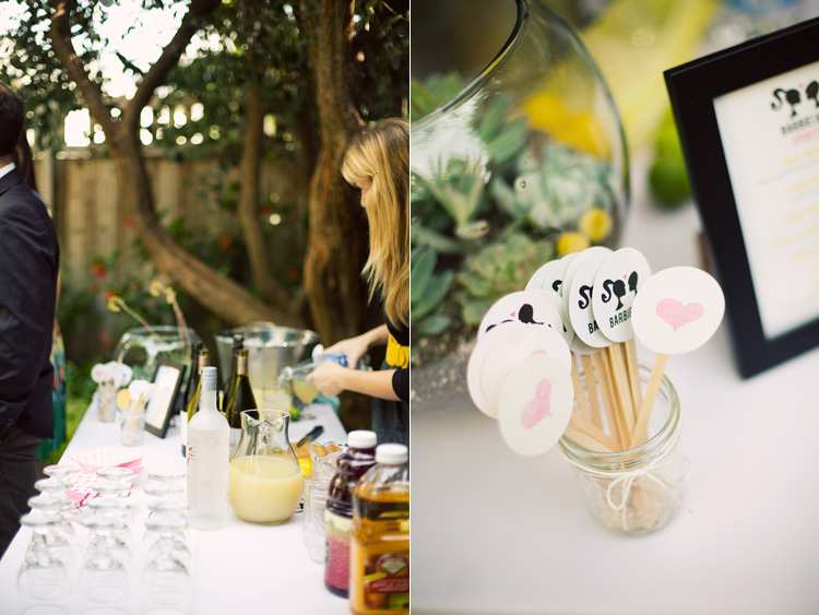 barbie and ken wedding, bash eco events, yes please design