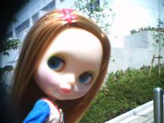 Running Blythe doll 2