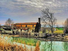 campagna veneta (perplesso42) Tags: italy casa campagna abandonedhouse veneto veneta meolo allegrisinasceosidiventa canalefossetta