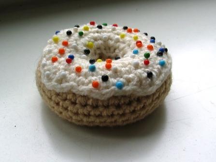 Blij Dat Ik Brei Donut