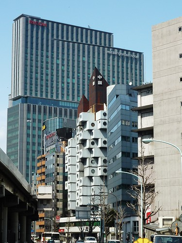 日本行-中銀大樓