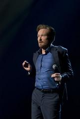 Conan O'Brien (Tony Contini) Tags: show slash nbc best host coco obrien comedian sucks variety ever standup conan interviewer