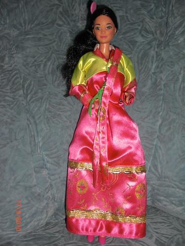 dolls of the world korea