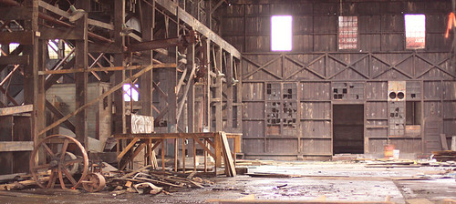 the mysterious inner sanctum of Opsal Steel