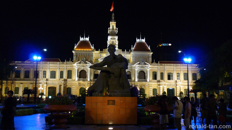 1 Day in Vung Tau & Ho Chi Minh City