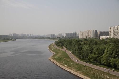 Москва: Парк имени 850-летия Москвы