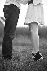 Converse Love (Serena Jae // Love by Serena) Tags: love field shoes couples 7d chucks converses tiptoes
