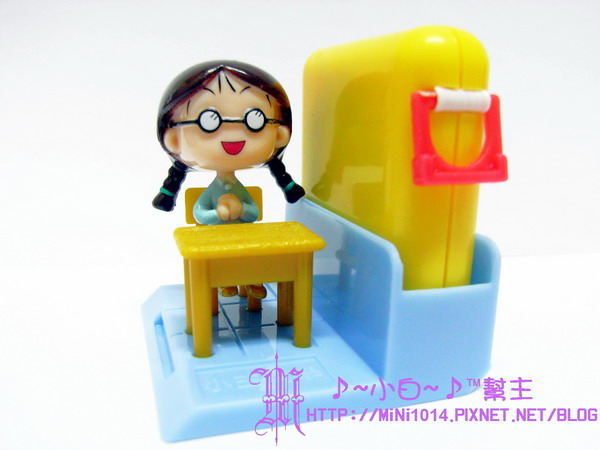 【櫻桃小丸子.好學文具社】小玉 捲尺