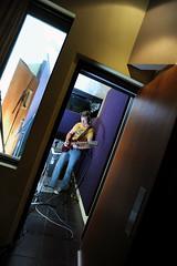 Recording studio (Marty Horell) Tags: guitar rockband redfish cognito horell