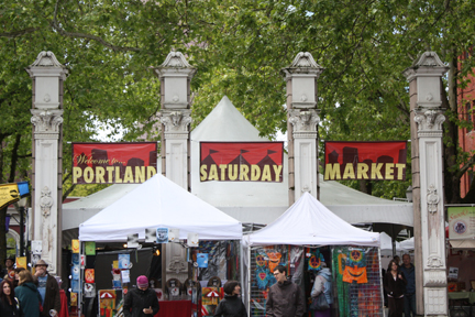 Portland Saturday Market 02