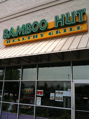 Bamboo Hut Healthy Grill