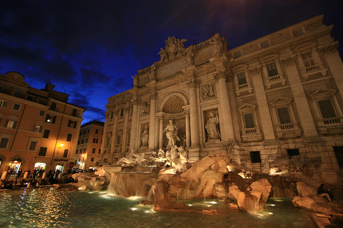 Trevi Fountain by eblaser, on Flickr