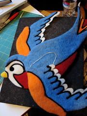 Sparrow Process 16