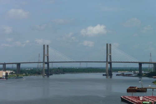 Cochrane Africatown Bridge
