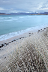 Seilebost in Winter (David Kendal) Tags: winter harris hebrides isleofharris traighsheileboist corransheileboist
