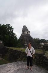 I wore Chacos at Tikal