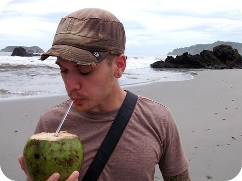 Drinking Pipa
