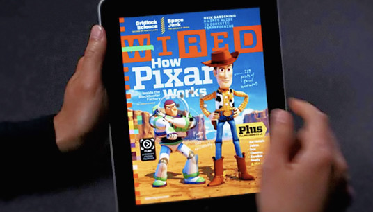 Wired en el iPad