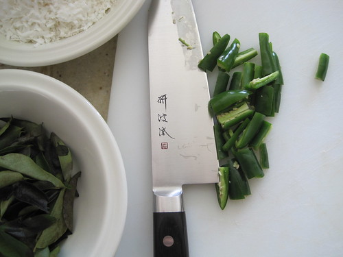 Floating Island Workshop: Cooking with Korin knives
