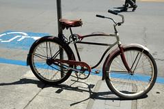 Bicycle! (jen.rizzo) Tags: bicycle calistoga