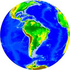 South America (thejourney1972 (South America addicted)) Tags: del america de globe amrica do map south planet terrestre sur terra mapa sul globo sudamerica planeta suramerica sudamrica suramrica