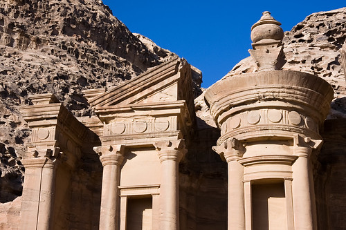Day 5: Petra - Ad Deir (Monastery)