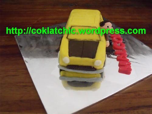 Mr Bean Jual Kue Ulang Tahun