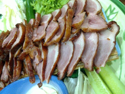 Smoked Duck Bacon