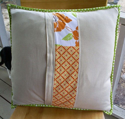 PTS3 Pillow - back