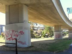 Lone (@ll_by_myself) Tags: art graffiti oakland ase tfn