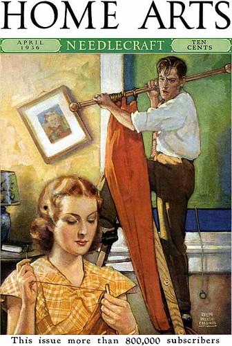 Coleman, Home Arts, April 1936