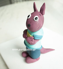 Austin from 'The Backyardigans' (Party Cakes By Samantha) Tags: cake austin backyardigans backyardiganscake