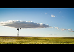 I wear hat when its bright (Amar Ramesh Photography) Tags: nature windmill grass fan energy iron village farm wheat country bigsky renewable resources palouse easternwashington