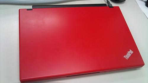 ThinkPad X100e RED