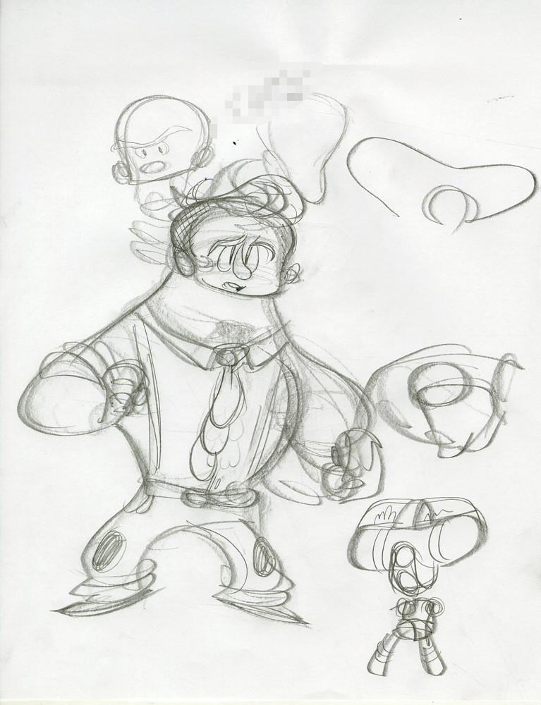 S.A.M. doodle 3