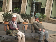 Zagreb Bench Dudes