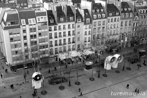 Puesta del sol Paris