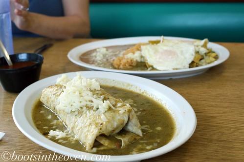 Big Mexican Breakfast!