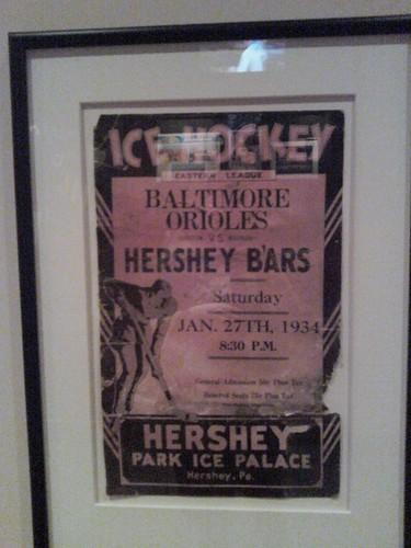 baltimore orioles hockey???