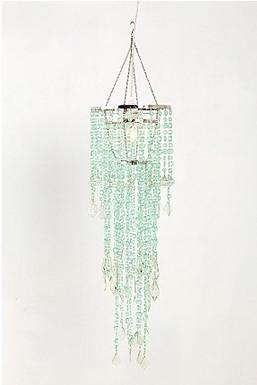 light - urban outfitters chandelier