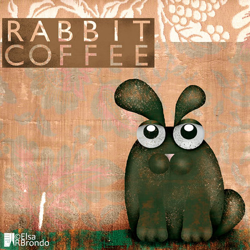 rabbit coffee ElsaRBrondo