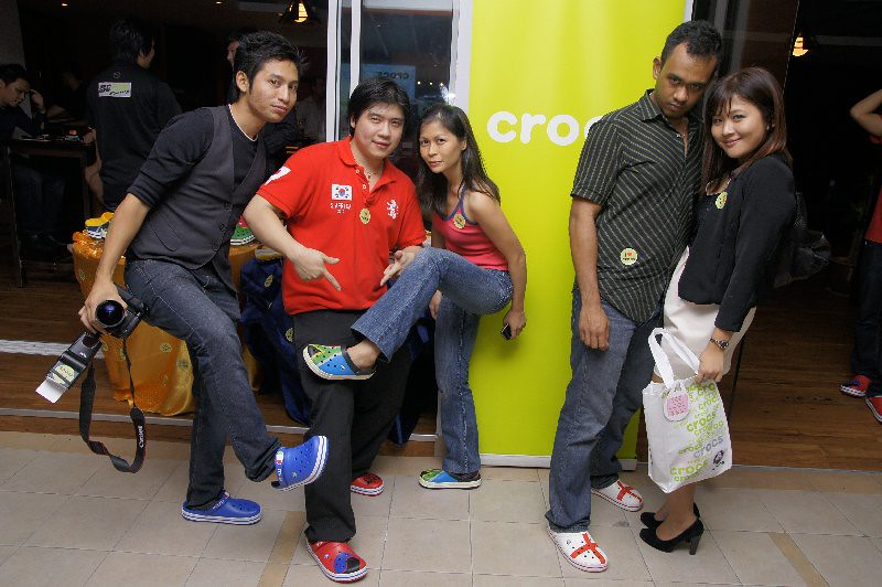 crocs malaysia official bloggers