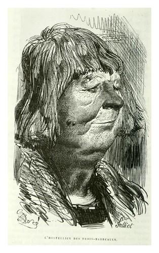 009-Los tres clerigos-Les contes drolatiques…1881- Honoré de Balzac-Ilustraciones Doré