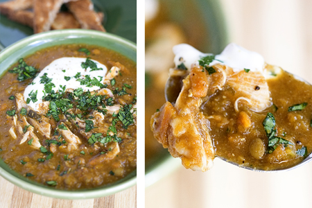 Moroccan Lentil Soup (3)